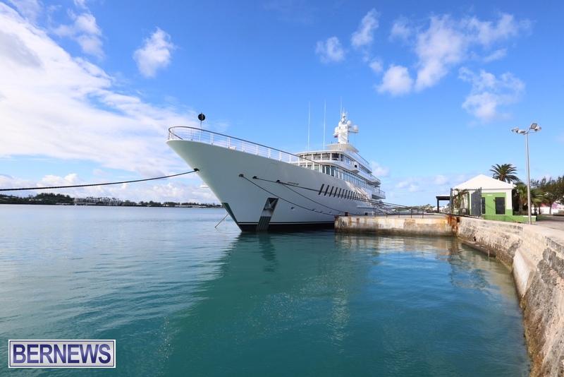 Musashi mega yacht boat Bermuda 2015 (3)