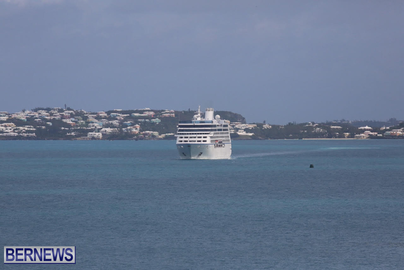 Regatta cruise ship Bermuda Oct 2015 (1)