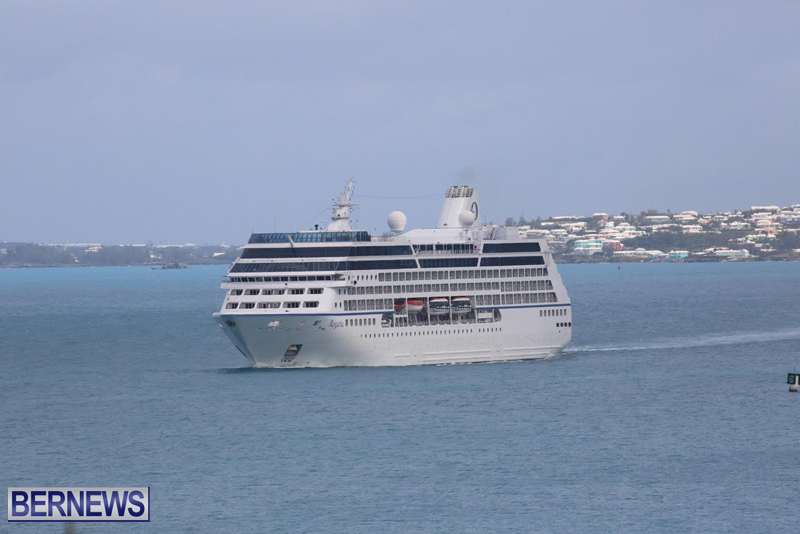 Regatta cruise ship Bermuda Oct 2015 (2)