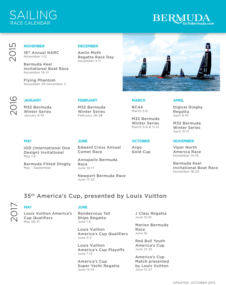 Sailing_Race Calendar_Oct 20 2015