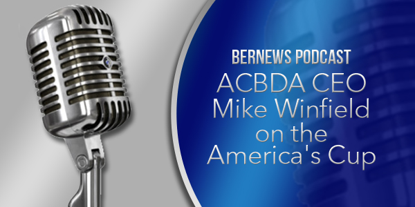 TC - ACBDA CEO Mike Winfield on the Americas Cup