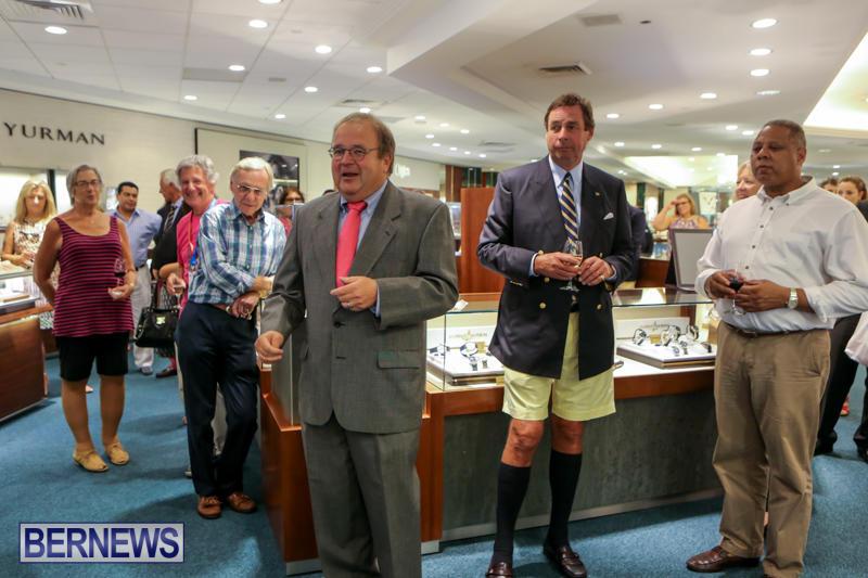 Ulysee-Nardin-Artemis-Reception-At-Crissons-Bermuda-October-15-2015-2