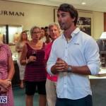 Ulysee Nardin Artemis Reception At Crissons Bermuda, October 15 2015-6