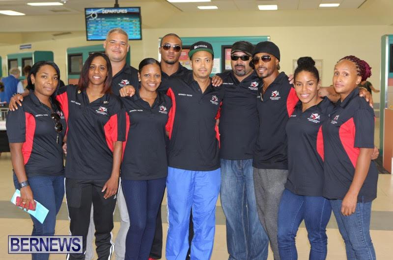 14 Bermudians To Wushu Championships In Jakarta November 2015 (1)