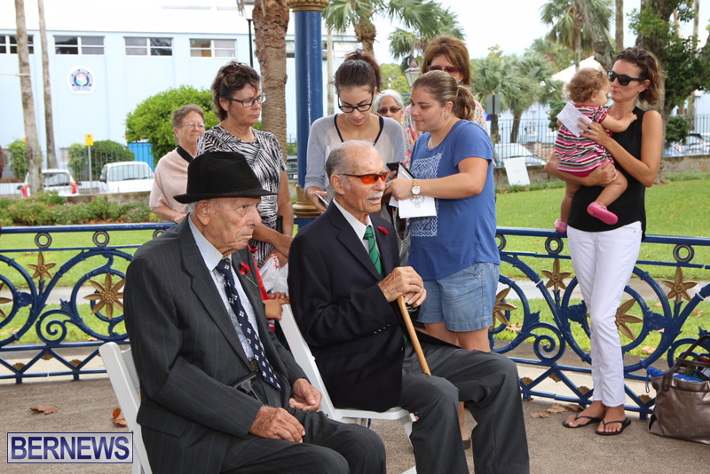 2015 BVRC Remembrance Day Bermuda (3)
