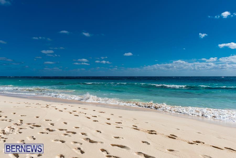 699 Footstep Bermuda beach Bermuda generic Nov 2015