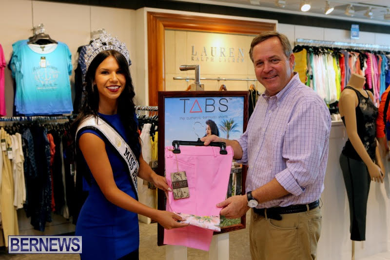 AS Cooper Sponsors Miss Bermuda November 3 2015 (2)