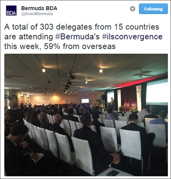Bermuda BDA Tweet November 12 2015