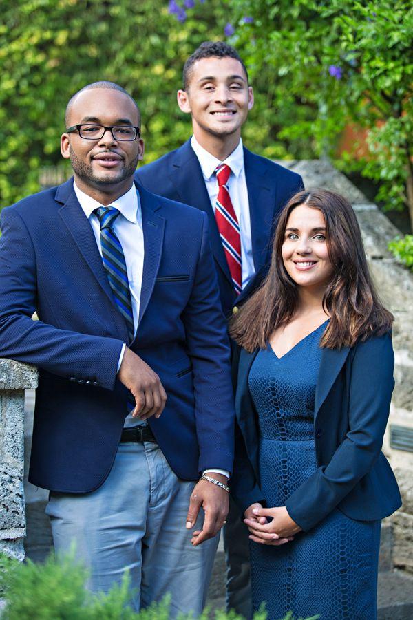 Codan Graduates Bermuda Nov 19 2015