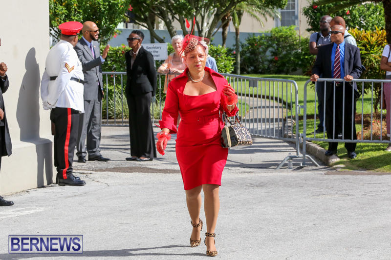 Convening-Of-Parliament-Throne-Speech-Bermuda-November-13-2015-101