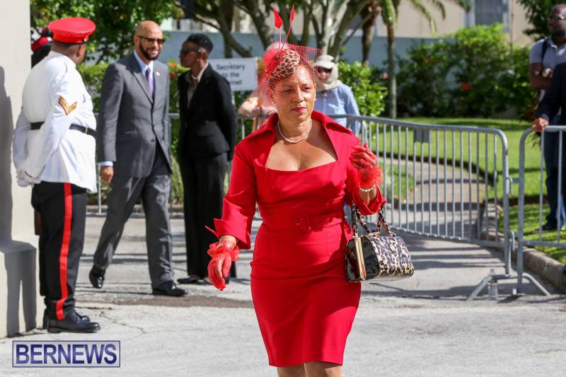 Convening-Of-Parliament-Throne-Speech-Bermuda-November-13-2015-102