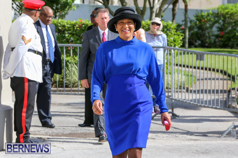 Convening-Of-Parliament-Throne-Speech-Bermuda-November-13-2015-110