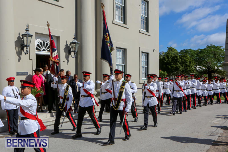 Convening-Of-Parliament-Throne-Speech-Bermuda-November-13-2015-57