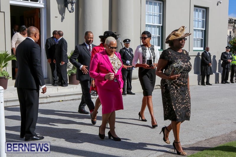 Convening-Of-Parliament-Throne-Speech-Bermuda-November-13-2015-61