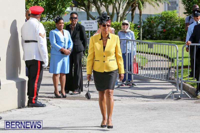 Convening-Of-Parliament-Throne-Speech-Bermuda-November-13-2015-91