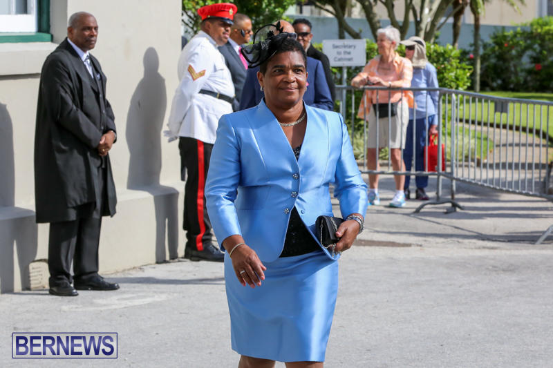 Convening-Of-Parliament-Throne-Speech-Bermuda-November-13-2015-95