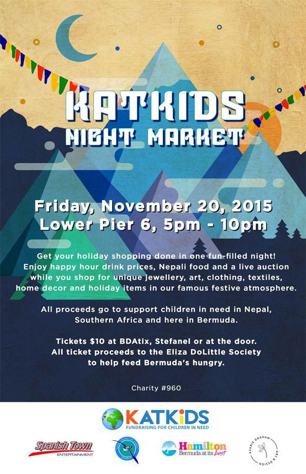 KATKiDS 2015 Market Bermuda Nov 18 2015