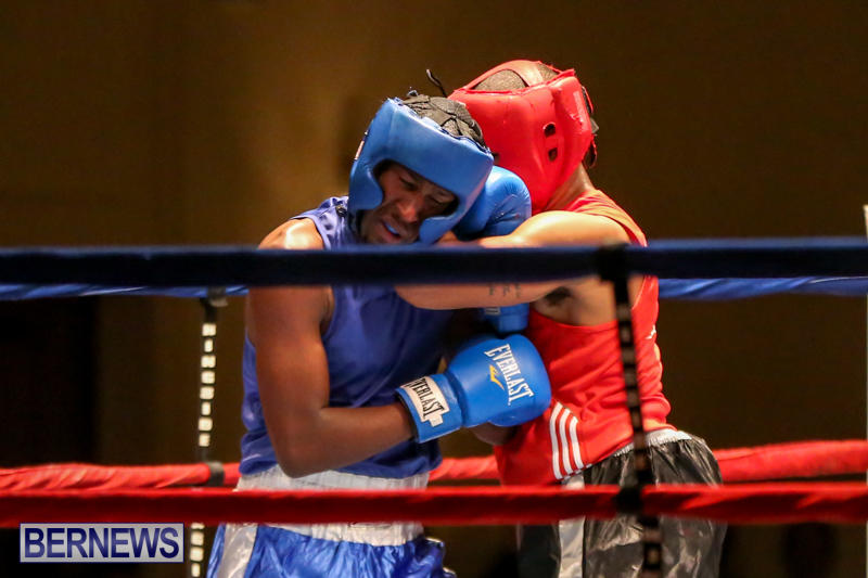 Keanu Wilson vs Courtney Dublin Boxing Match Bermuda, November 7 2015-17