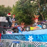 MarketPlace Santa Parade Bermuda, November 29 2015-11