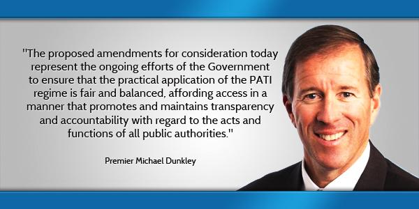 Michael Dunkley Bermuda Nov 27 2015