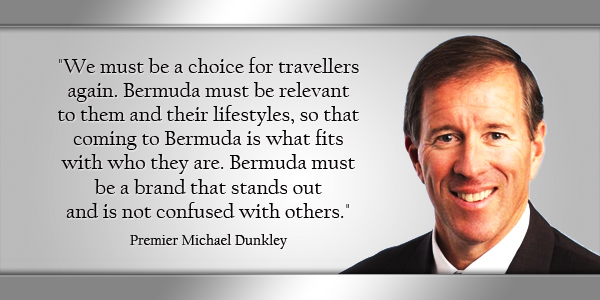 Michael Dunkley TC tourism nov 15