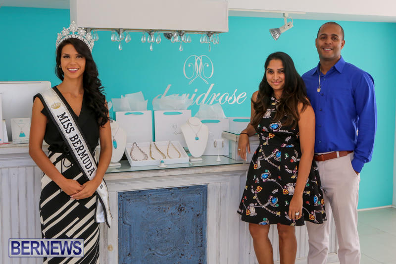 Miss Bermuda David Rose Jewellry, November 18 2015-1