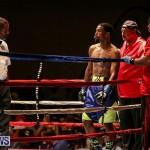 Nikki Bascome vs Pilo Reyes Boxing Match Bermuda, November 8 2015-1