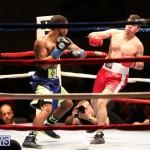 Nikki Bascome vs Pilo Reyes Boxing Match Bermuda, November 8 2015-12