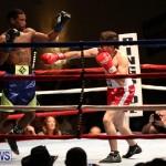 Nikki Bascome vs Pilo Reyes Boxing Match Bermuda, November 8 2015-15
