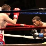 Nikki Bascome vs Pilo Reyes Boxing Match Bermuda, November 8 2015-20