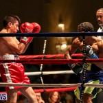 Nikki Bascome vs Pilo Reyes Boxing Match Bermuda, November 8 2015-30