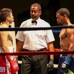 Nikki Bascome vs Pilo Reyes Boxing Match Bermuda, November 8 2015-4
