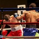 Nikki Bascome vs Pilo Reyes Boxing Match Bermuda, November 8 2015-9
