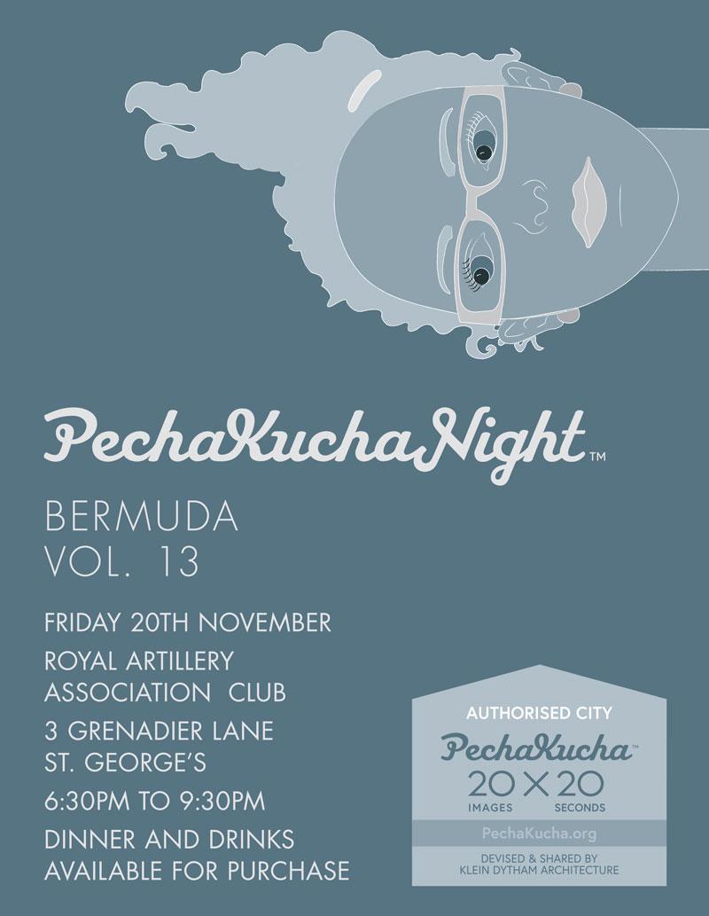Pechakucha Edition 13-17 Nov