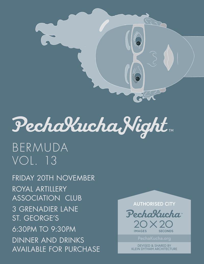 Pechakucha Edition 13