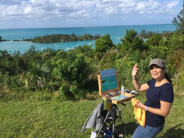 Plein-Air-Competition-Bermuda-Nov-24-2015-12