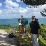 Plein Air Competition Bermuda Nov 24 2015 (13)