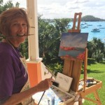 Plein Air Competition Bermuda Nov 24 2015 (15)
