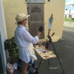 Plein Air Competition Bermuda Nov 24 2015 (21)
