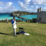 Plein Air Competition Bermuda Nov 24 2015 (25)