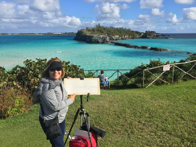 Plein-Air-Competition-Bermuda-Nov-24-2015-26