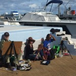 Plein Air Competition Bermuda Nov 24 2015 (32)