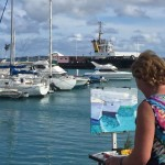 Plein Air Competition Bermuda Nov 24 2015 (33)