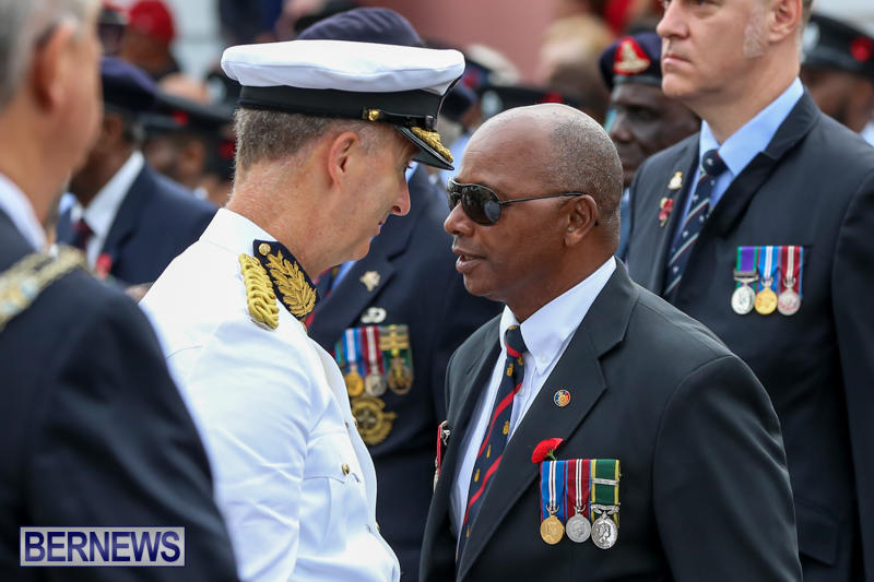 Remembrance-Day-Front-Street-Bermuda-November-11-2015-12
