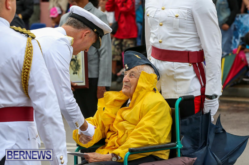 Remembrance-Day-Front-Street-Bermuda-November-11-2015-14