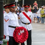 Remembrance Day Front Street Bermuda, November 11 2015-17