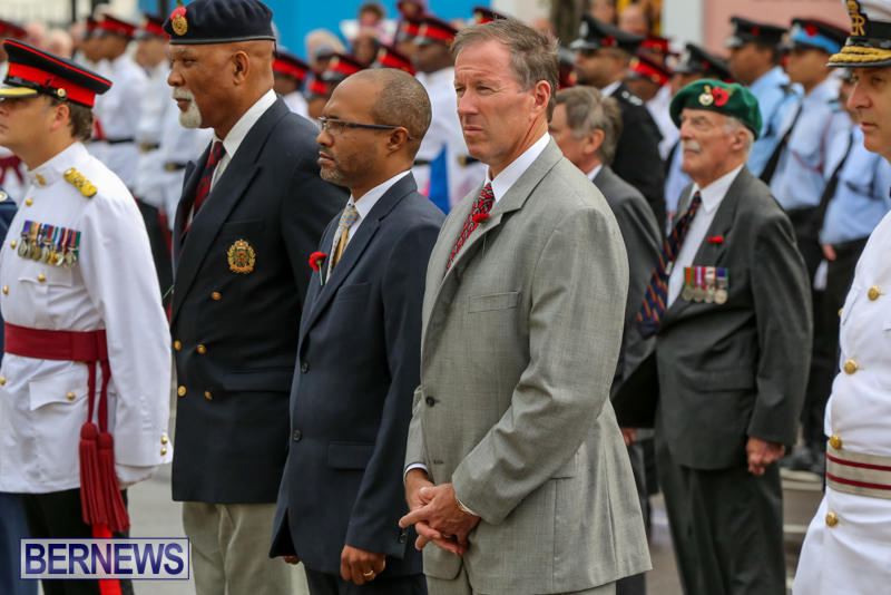 Remembrance-Day-Front-Street-Bermuda-November-11-2015-19