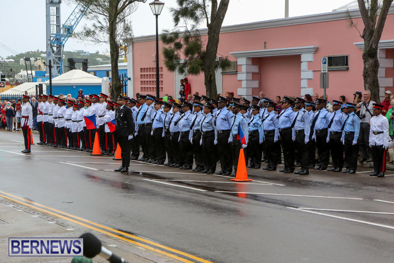Remembrance-Day-Front-Street-Bermuda-November-11-2015-2