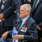 Remembrance Day Front Street Bermuda, November 11 2015-21