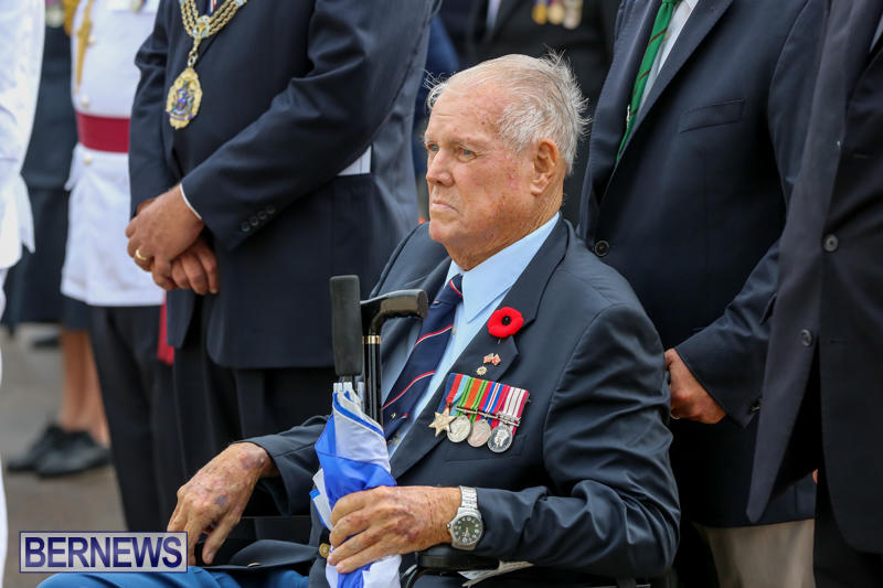 Remembrance-Day-Front-Street-Bermuda-November-11-2015-21